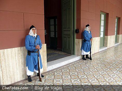 La Guardia del Cabildo - Guardia Ibarriana