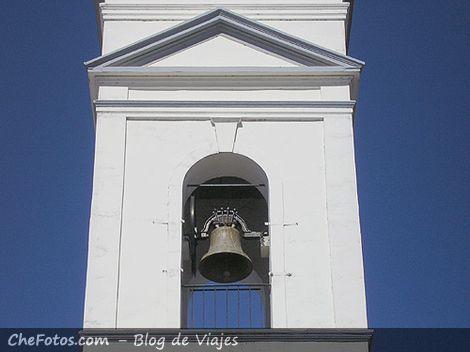 Campanario Iglesia de Mburucuyá