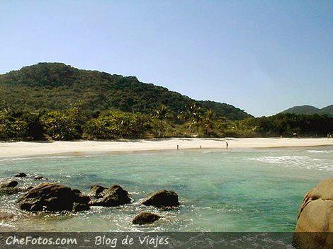 Playa de Lopes Mendes, Ilha Grande