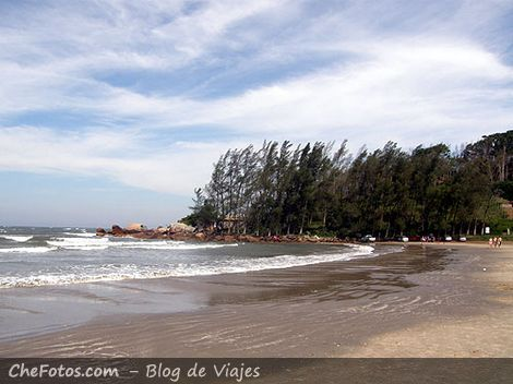 Praia de Ouvidor Brasil