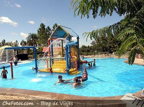 Parque Acuático Termas del Daymán