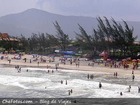 Praia de Ferrugem - Garopaba - Brasil
