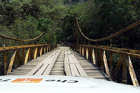 Puente Lanquin Semuc Champey