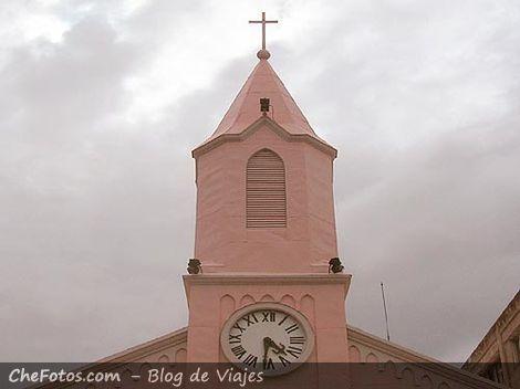 Campanario Catedral de Río Gallegos