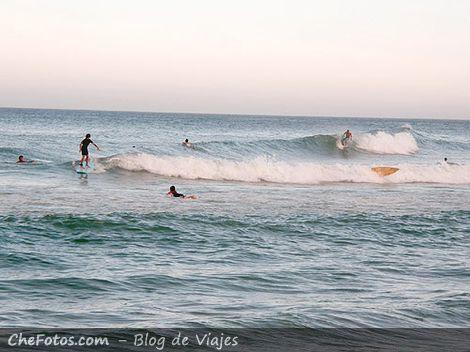 Surf en Garopaba - Brasil
