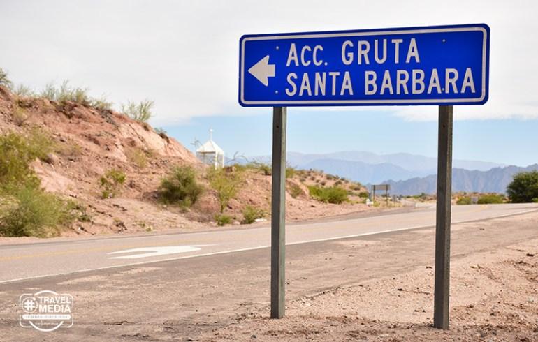 Gruta Santa Barbara, Catamarca