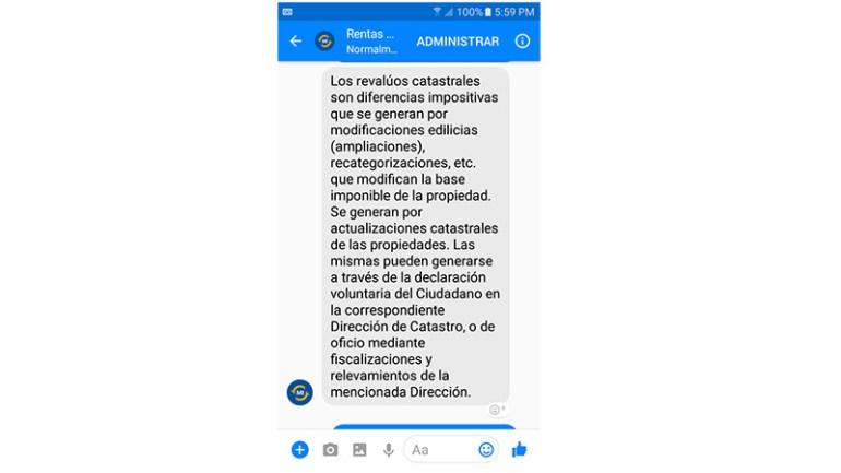 Rentas Córdoba - Código 82 y 83