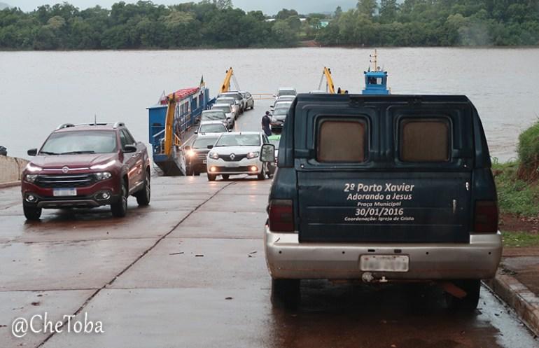 Cruzar a Brasil por San Javier, Misiones