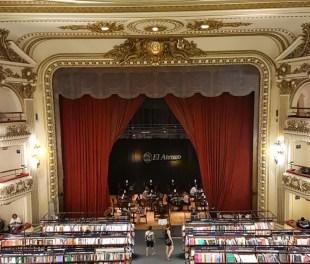 Librería El Ateneo Grand Splendid Buenos Aires