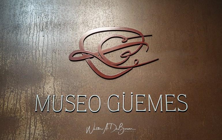 Visitar el genial Museo de Güemes en Salta