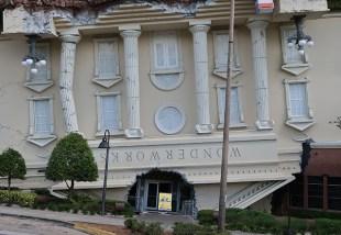 La casa invertida de Orlando - WonderWorks
