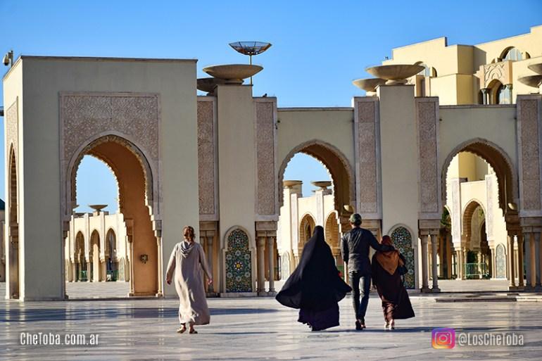 Cómo conducir en Marruecos