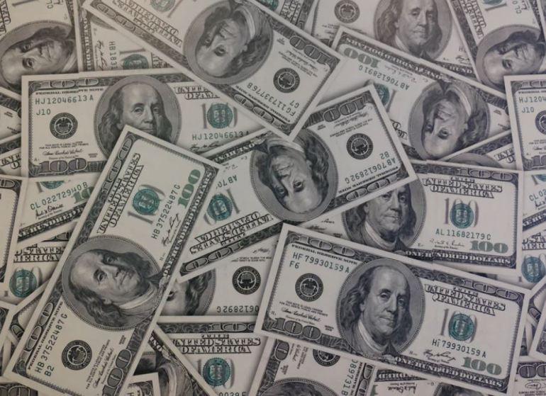 billetes de 100 u$s
