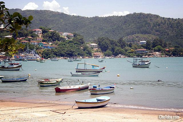 Playa Dos Ganchos Celso Ramos