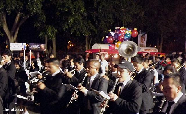 banda Semana Santa Guatemala