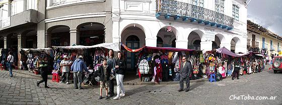 Callecitas de Cuenca