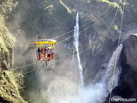 Qué ver y hacer en Baños - Ecuador