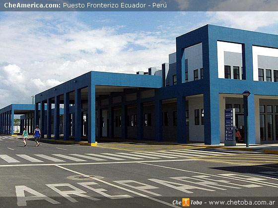 Cruzar la Frontera de Perú a Ecuador