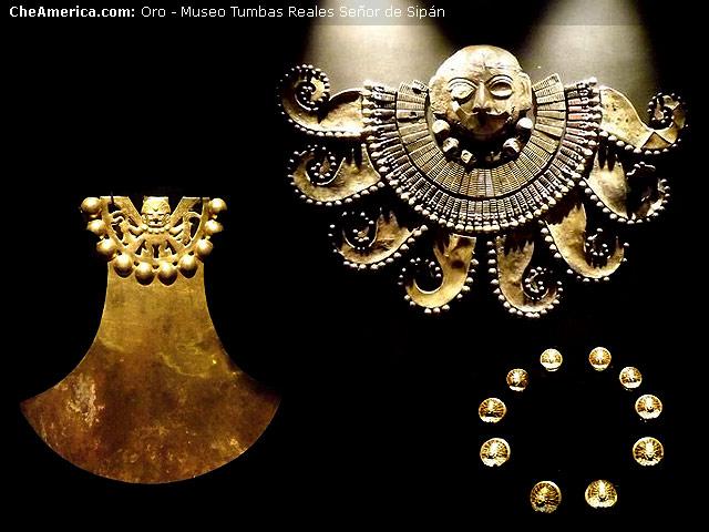Joyas Reales Museo de El Señor de Sipán