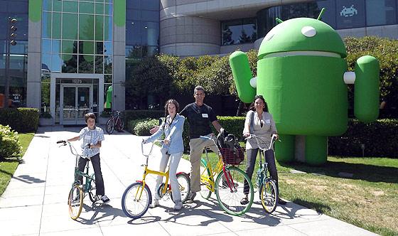 Oficinas de Android in Mountain View