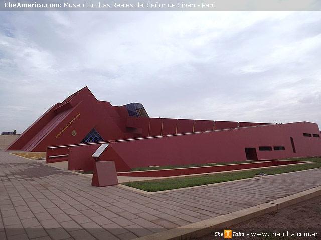 Museo Señor de Sipán