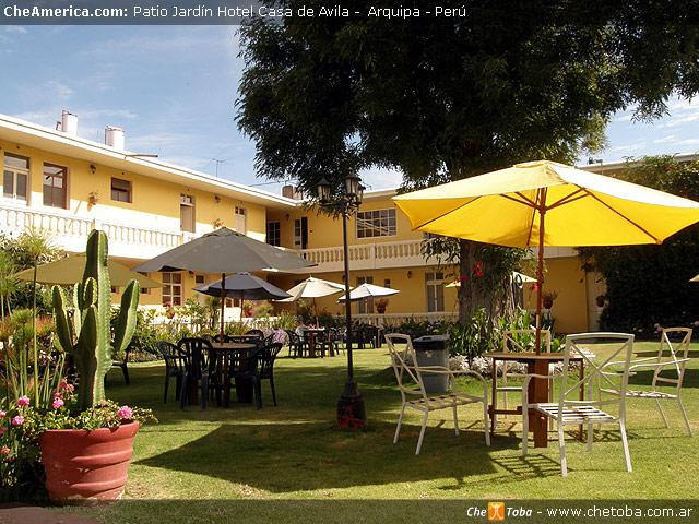 Hotel en Arequipa