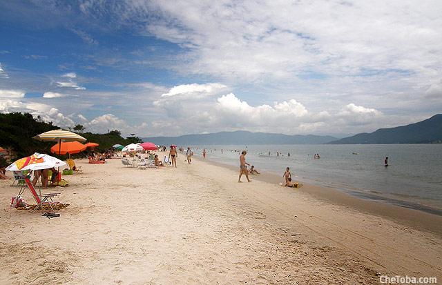 Playa Daniela Florianópolis