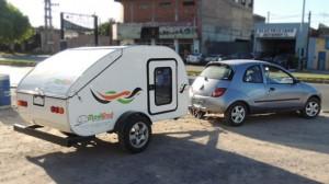 Fbricas en Argentina de Mini Rodantes  Che Toba