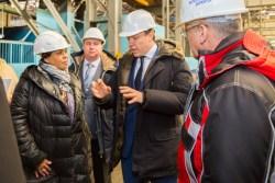 Представители Посольства Кубы в России посетили производство техники ЧЕТРА