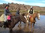rando à cheval argentine