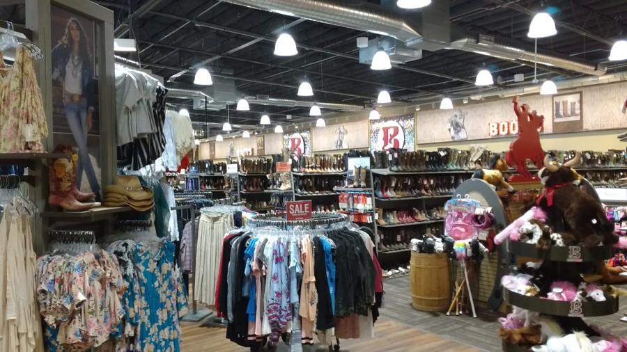 magasin boots western aux etats unis