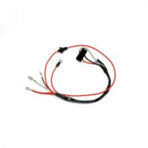 Chevelle Power Tailgate Window Wiring Harness, Wagon