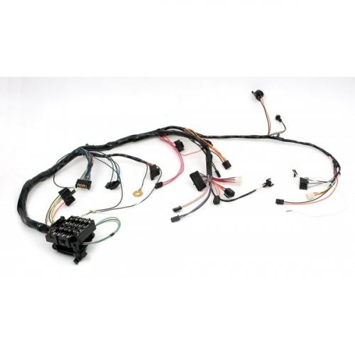 Chevelle Dash Wiring Harness, Main, Super Sport (SS), For