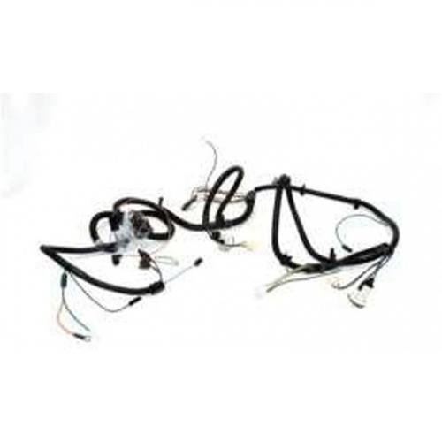 Chevelle Front Light Wiring Harness, Small Or Big Block