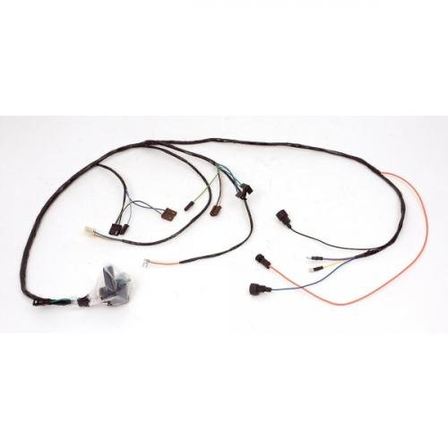 Chevelle Engine Wiring Harness, 6 Cylinder, For Cars With