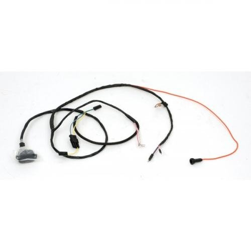 Chevelle Engine Wiring Harness, 327/350hp L79, For Cars