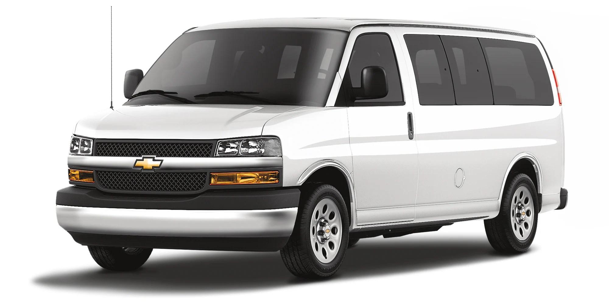 medium resolution of express 2019 camioneta van color blanco