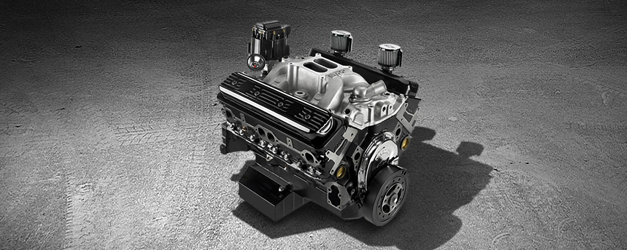 Block Chevy Crate Engine Chevy Vortec 5 7 Wiring Diagram Chevy 350