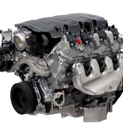 lt1 wet sump 6 2l small block crate engine chevrolet performancechevrolet engine cutaway diagram 10 [ 1280 x 720 Pixel ]