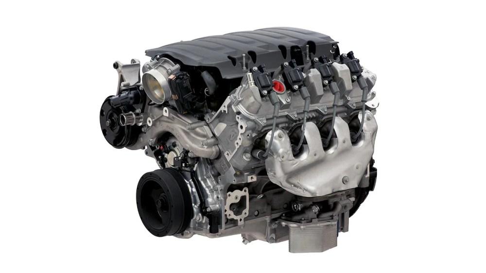 medium resolution of lt1 wet sump 6 2l small block crate engine chevrolet performancechevrolet engine cutaway diagram 10