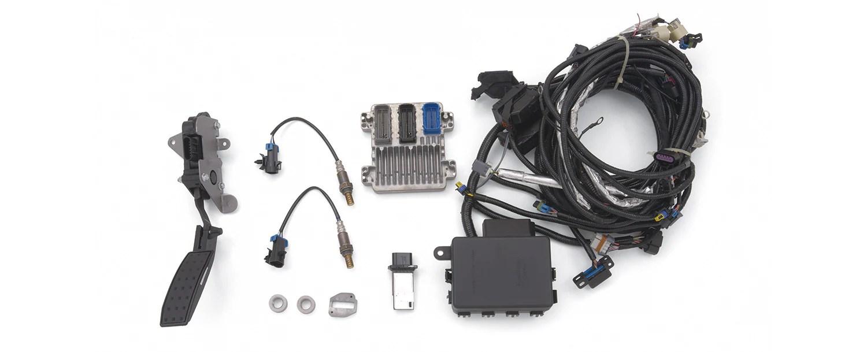 ls lt lsx block control modules harnesses chevrolet performance gm performance ls wiring harness [ 1500 x 609 Pixel ]