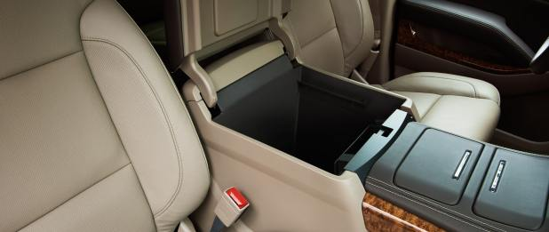 Chevrolet Suv Lineup Large Center Console