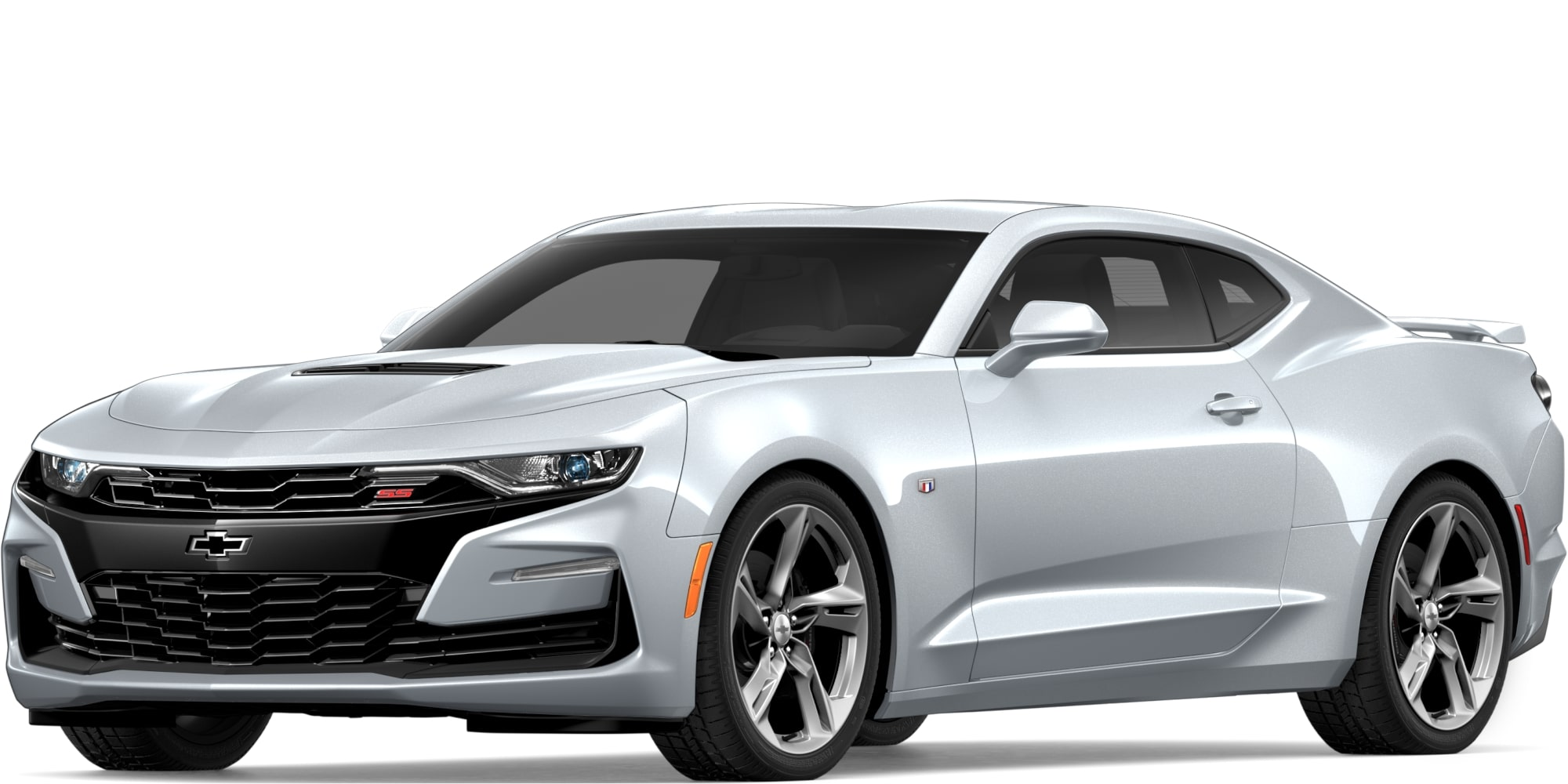 hight resolution of 2019 chevrolet camaro in silver ice metallic