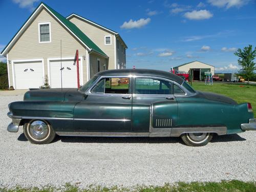 1953 Cadillac Series Sixty Special Fleetwood Sedan Auto Electrical