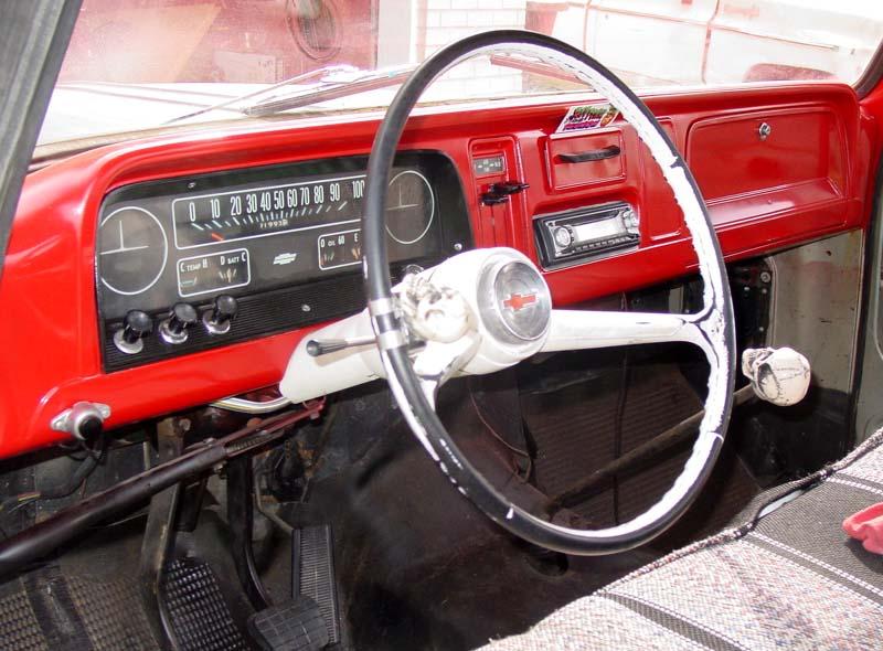 1964 C10 Dash Wiring Diagram