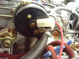 edelbrock electric choke wiring diagram sony xplod car audio for carbs then i connected the other end of wire to plus terminal on assembly