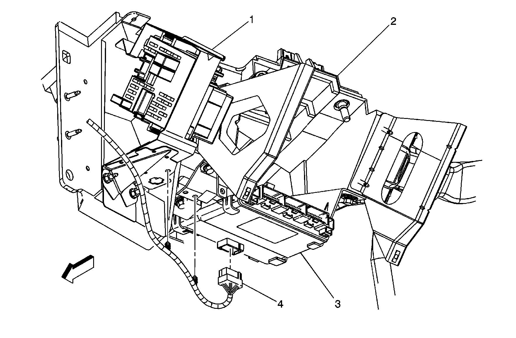 hight resolution of bcm basics 101 03 06 chevy tahoe bcm location on chevrolet equinox 2008 wiring diagram