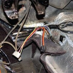 Painless Wiring Diagram Lt1 Xlr Microphone Cable And Interior Installation: C3 Corvette Restoration Guide