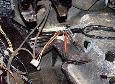 1979 corvette dash wiring diagram human silhouette and interior installation c3 restoration guide 1