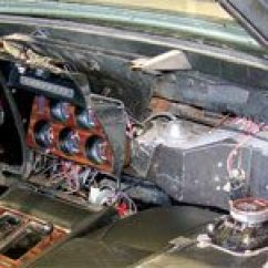 1979 Corvette Dash Wiring Diagram 2000 Nissan Frontier Stereo And Interior Installation C3 Restoration Guide 2